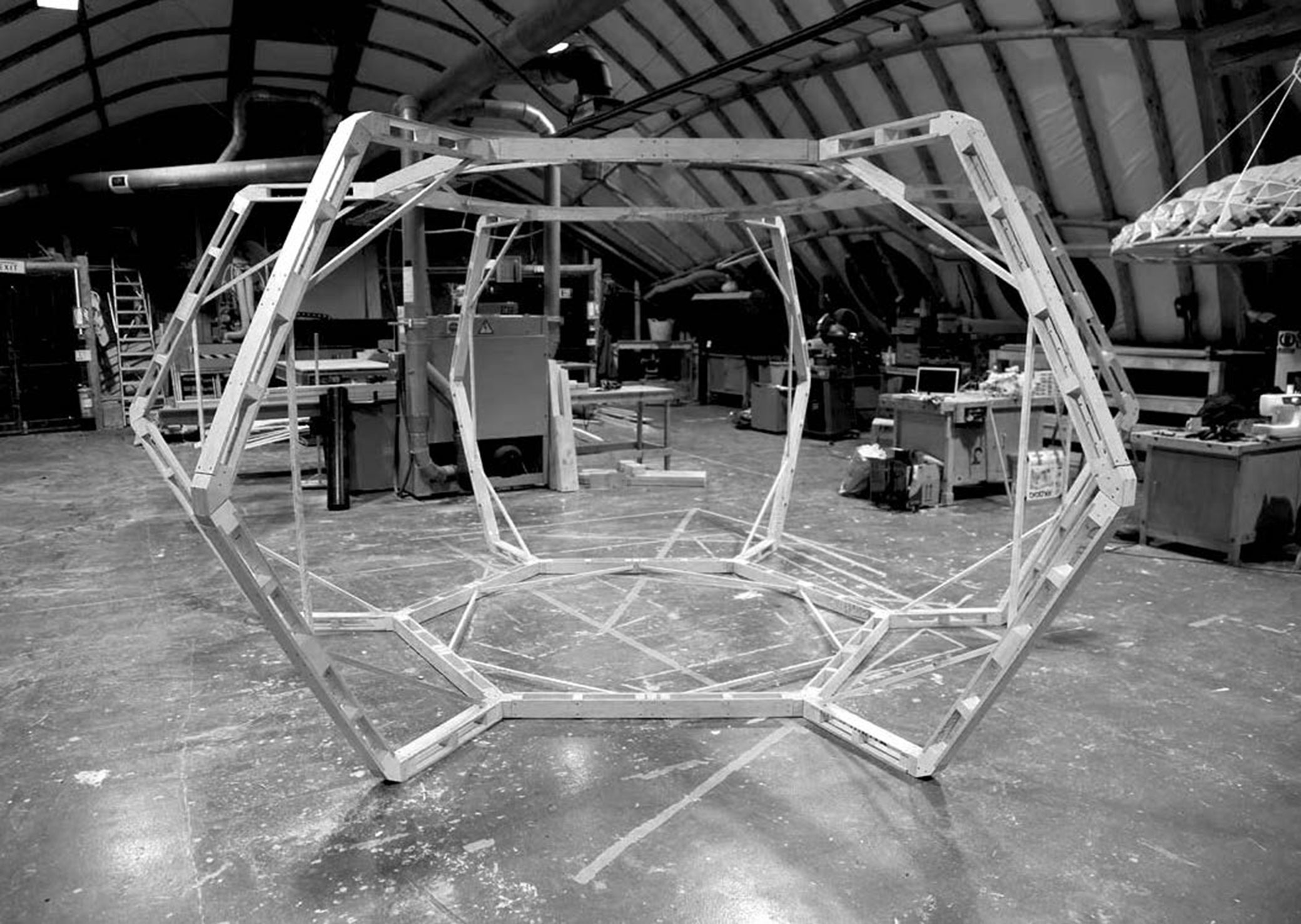 HEXAPODS: A New Vernacular Architecture