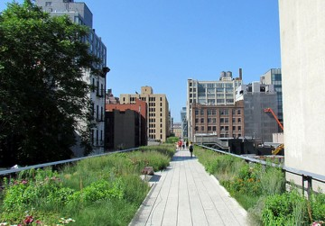 The High Line, New York Image credit David Berkowitz
