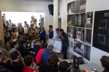 Summer presenting for AA Honours Image credit: Eduardo Andreu Gonzalez