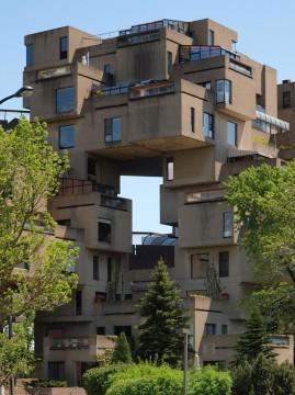 Habitat housing, Montreal Image credit: David Brady