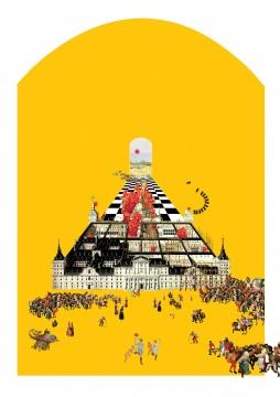 El Escorial by Eleonore Audi (4th Yr. Dip.6) and Konstantilenia Koulouri (4th Yr. Dip.4)
