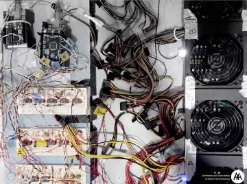 Aethyr's nervous circuit