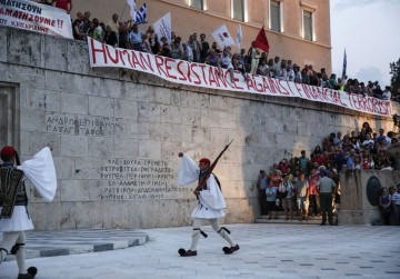 Greek Momentum