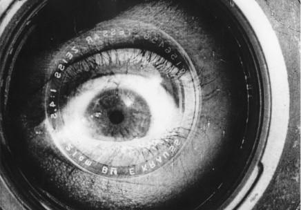 Dziga Vertov, 'Man with a movie camera'