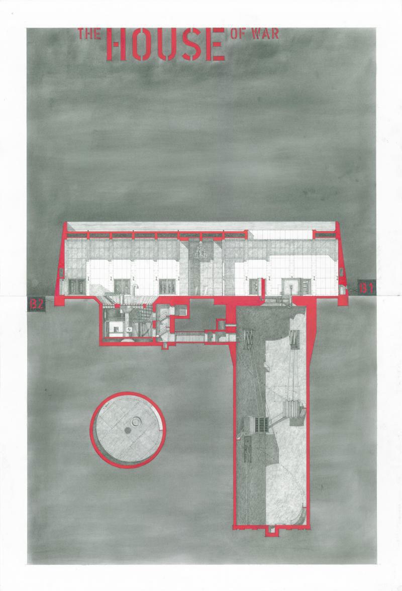 The House of War by Geraldine Li