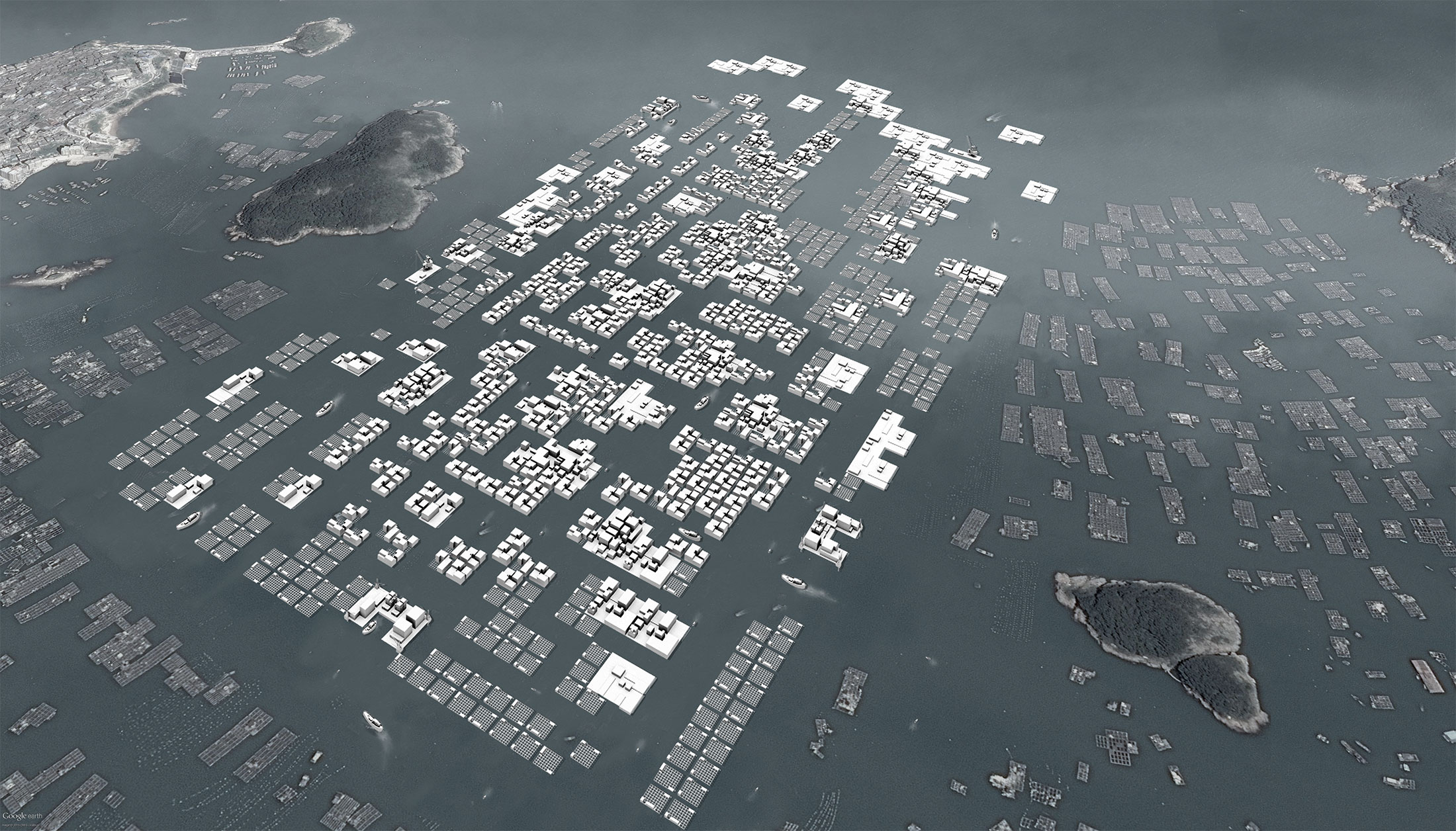 M.ARCH JURY WEEK: ADAPTIVE FLOATING SETTLEMENT