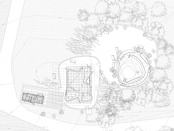 Hooke Park Site Plan