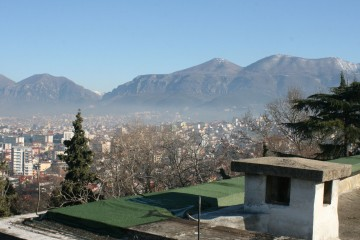 View from the Palace of Brigades