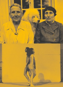 Couple FORMAT 2: Guy Mannes-Abbott on Alice B. Toklas and Gertrude Stein, and James Westcott on Marina Abramovic and Ulay